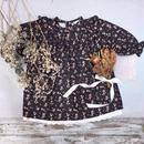 【Bebe Organic】フラワープリントワンピース DARLENE  DRESS