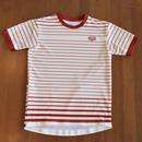 バックポケット付サイクリングTシャツ LCT6 red