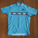 サイクリングジャージ LCT1 turquoise