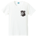 Aloha Pocket T-shirt (White)