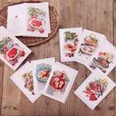 【Koustrup】夏の食卓・メッセージカードBOX
