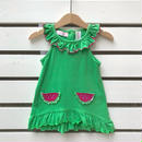 50.【USED】Watermelon design Dress