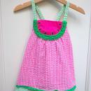 【USED】Watermelon Dress