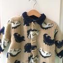 【USED】Dinosaur print jacket