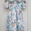 【USED】Garden Flower Dress
