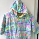 【USED】Pastel Rainbow Jacket