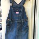 """【USED】""""OSHKOSH"""" Pocket Denim Jumper Skirt"""