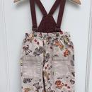 【USED】Animal Suspender Pants