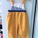 【USED】Pop design Overall