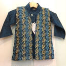 "【USED】""M. MASTER"" Shirts & Vest Set (Dead Stock)"