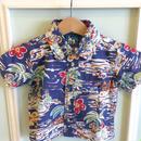 【USED 】Hawaiian dog shirts