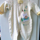 【USED】Love You Bear Rompers