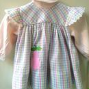 【USED】Vintage Pink pear Dress
