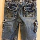 "81.【USED】""Levi's"" Denim long pants"