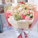 【生花ギフト予約】パリスタイルフラワーブーケ(花束)/アレンジメント