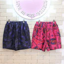 DOLLAR SHORTS BLUE/RED