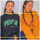FEVERTIME ARC LOGO SWEAT