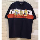 GALFY S/S CLASSIC TEE NAVY
