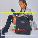 FEVERTIME 18 CHECKER CROSS BAG