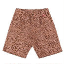 APOC LEOPARD SHORTS PINK