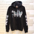 ANIMAL ZIP PARKA  ウルフ&ムーン