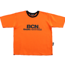 BASIC COTTON BCN TEE ORANGE