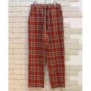 CHECK E-Z PANTS  BRICK