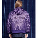 13MONTH  RETURN AND YOUTH MA-1 JUMPER(PURPLE)