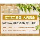 7/29ミニミニ外国 in 広島 ☆交流会☆