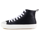「J DAUL」SUPERB LEATHER HIGH – BLACK