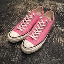 """【 CONVERSE 】""""First String"""" CTAS 70 OX ( CHATEAU ROSE )"""