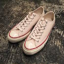 """【 CONVERSE 】""""First String"""" CTAS 70 OX ( PARCHMENT )"""