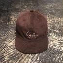 "【 LIFERS 】L-035 ""MATCH"" CORDUROY CAP (BROWN)"