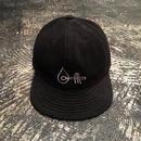 "【 LIFERS 】L-035 ""MATCH"" CORDUROY CAP (BLACK)"