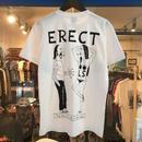 "LIFERS L-016 ""ERECT"" T-SHIRT (WHITE)"