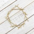 Branch Bracelet gold