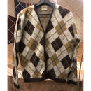 60s~BRENT  mohair cardigan