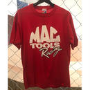 90`s MAC tool T-shirt  USA製 (used)