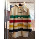 50s~Hudson's bay vintage  coat