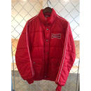 70~80s swing ster BUD WEISER racing jacket