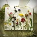 Flower garden panel