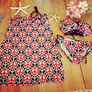 ☮マーク swim wear