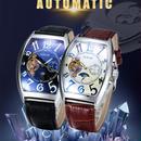 超高級仕様 トゥールビヨン ムーンフェイズ スモセコ 腕時計 白、黒