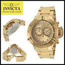 定価約25万円!INVICTA Men's Chronograph Watch