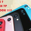 iPhone6  →  iPhone7スタイル カスタムバックパネル
