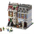 le[in 15009 レゴ (LEGO)互換 クリエイター・ペットショップ 10218風