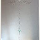 オーダーメイド 天使の羽根☆アーティスティックサンキャッチャー(トップ20mm)