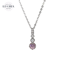 princess series necklace type 1 silver