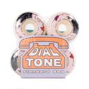 DIAL TONE【 ダイヤルトーン】Dial Tone Wheel Co Jahmal Williams Abstract Round Wheels 53mm ウィール  のコピー