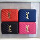 人気 Yves Saint Laurent イヴサンローラン YSL レディース セレブ愛用 長財布 財布 さいふ サイフ ysl-358090
